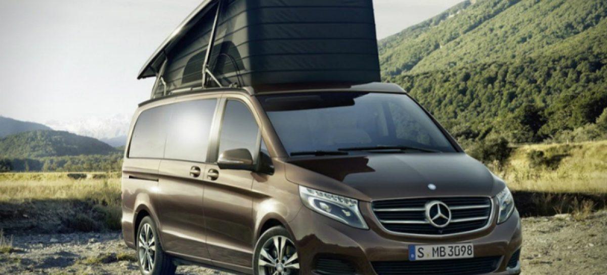 Mercedes-Benz представила кемпер Marco Polo