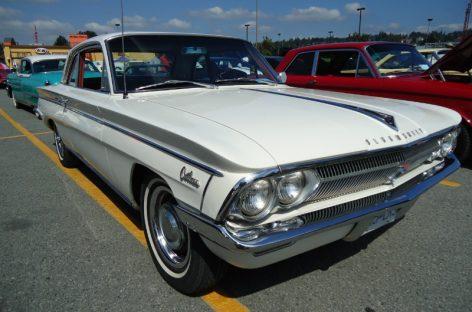 Первый серийный мотор с турбонаддувом появился на Oldsmobile F-85