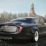 ФСО получит машины «Кортежа» до конца года