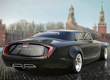 «Кортеж» дебютирует на Московском автосалоне