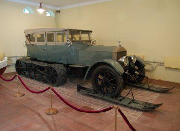 Последняя поездка Ленина на автомобиле — 1923 год