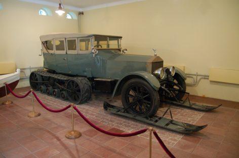 Последняя поездка Ленина на автомобиле – 1923 год