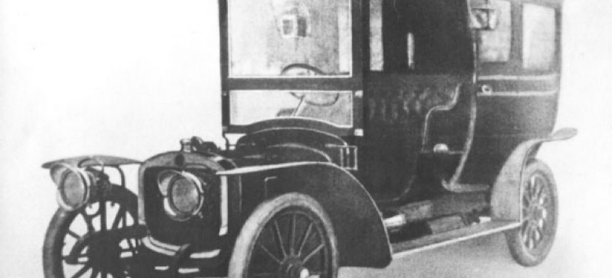 Самый старый русский автомобиль, доживший до наших дней – Руссо-Балт К 12-20