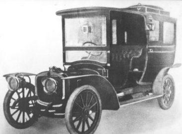 Самый старый русский автомобиль, доживший до наших дней — Руссо-Балт К 12-20