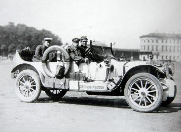 Автопутешествие по России на Руссо-Балте — 1913 год