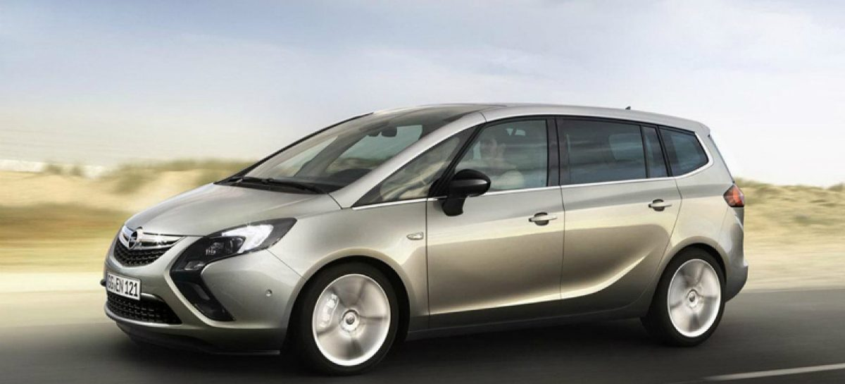 Нужен большой семейный автомобиль? Купите Opel Zafira Tourer