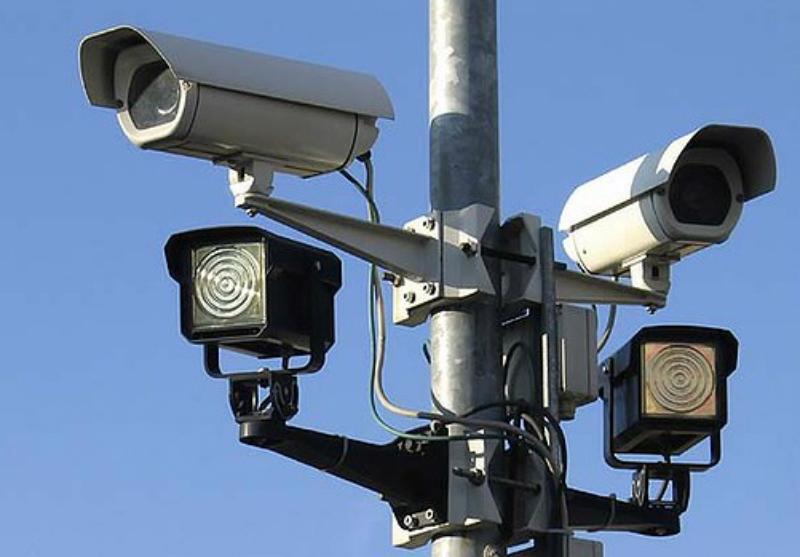 В Подмосковье появится 1,2 тыс. новых камер на дорогах
