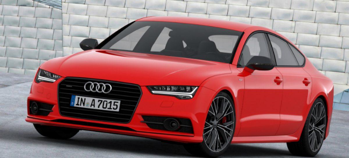 Audi выпускает спецверсию Audi A7 Competition