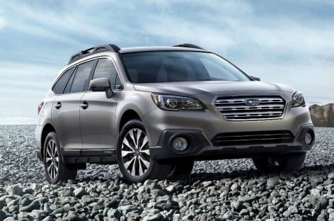 Subaru загрузит новый Outback технологиями