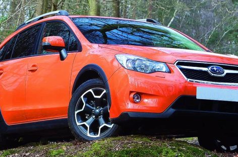 Subaru People или путешествие на Алтай