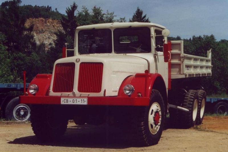 Tatra-111 Грузовой автомобиль