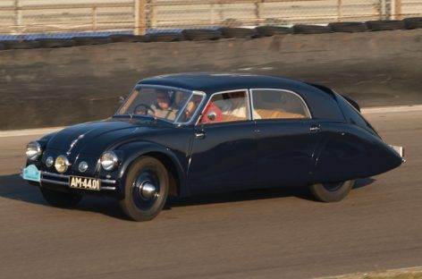 Экскурс в историю: автомобили Tatra