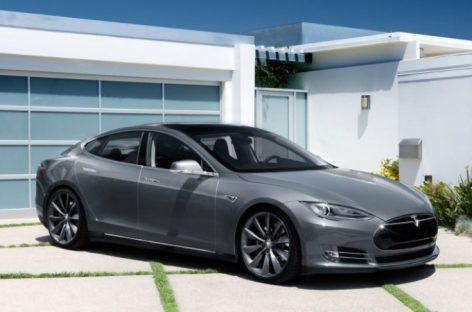 Новая модель Tesla будет конкурировать с BMW 3 серии