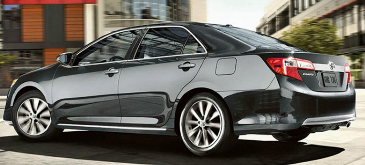 Toyota Camry можно взять дешевле, чем Nissan Teana