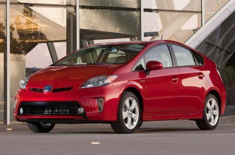 Полноприводный Toyota Prius?