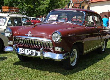 Последняя выпущенная Волга ГАЗ-21 — 1970 год