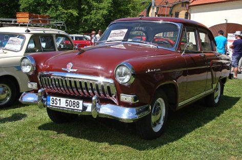 Последняя выпущенная Волга ГАЗ-21 – 1970 год