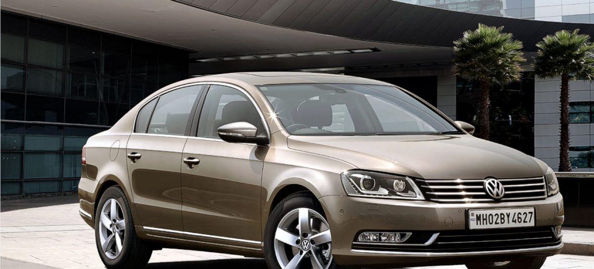 В октябре Volkswagen выпустит Passat восьмого поколения