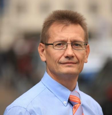 Вячеслав Субботин - заместитель главного редактора журнала За рулем