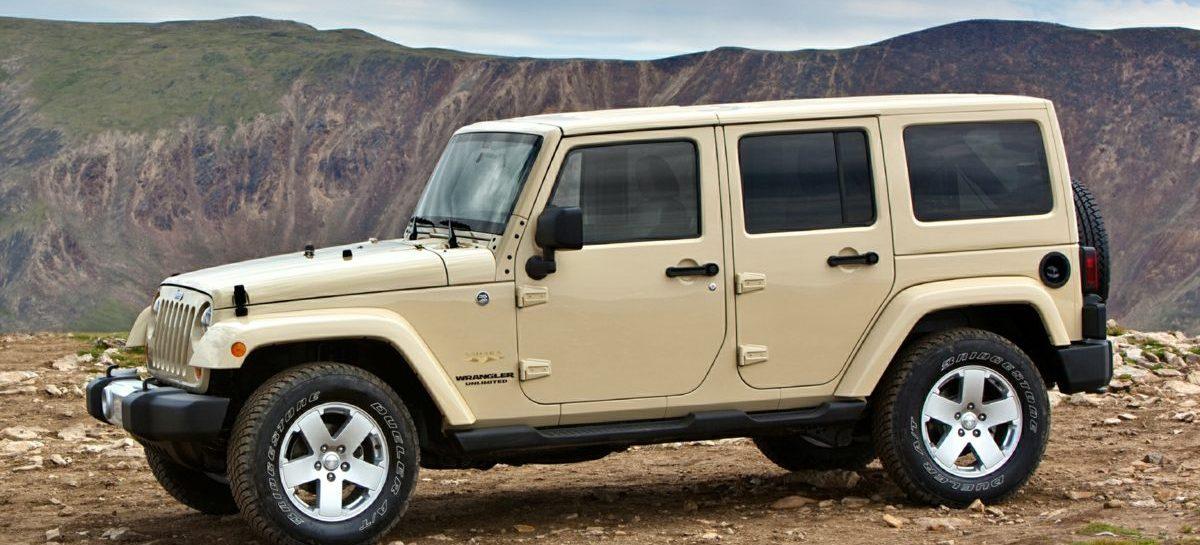 Wrangler планирует разрабатывать более экономичные автомобили