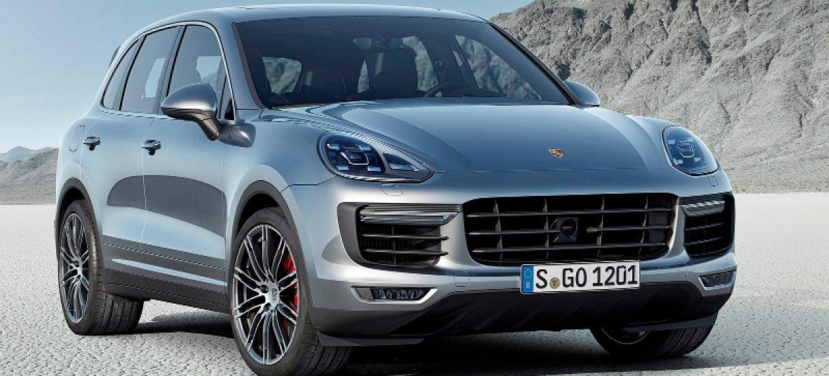 Обновленный Porsche Cayenne: Хороший спорт дороже денег