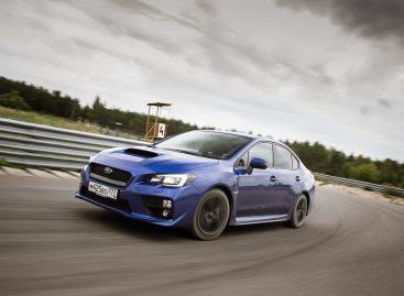 В двух словах: Subaru WRX