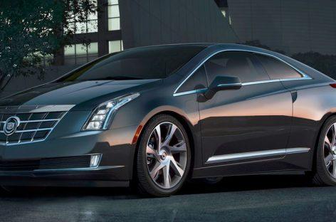 Cadillac ELR: альтернатива для Tesla Model S или нечто другое?