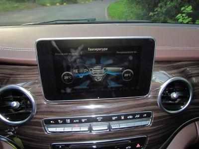 Автомобильный дисплей Full HD