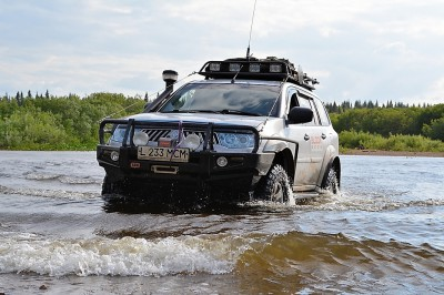 Река Тыпыл