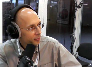 Сергей Асланян в эфире радио РСН в программе Автопятница