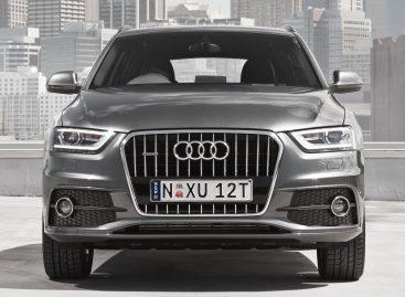 Стильной девушке – Audi Q3, а не перекормленный хомячок RAV4