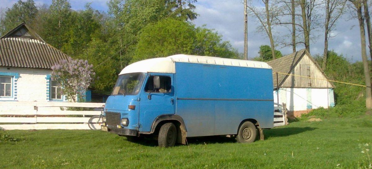 Avia D90: Чешский грузовик от индийской фирмы