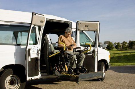 Повелеваю: учинить машину для инвалидов