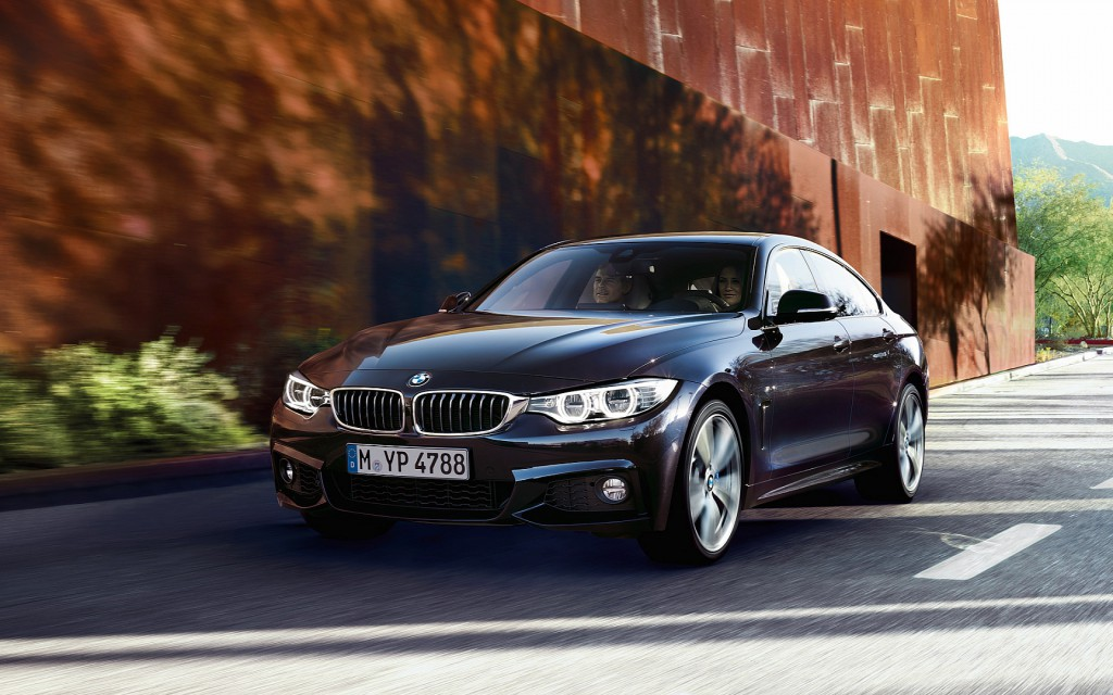 BMW Grand Coupe 4 series