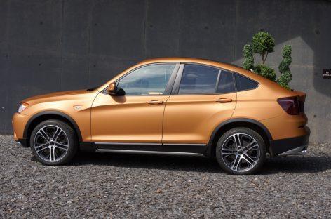 Концепт BMW Deep Orange 4: студенческая версия