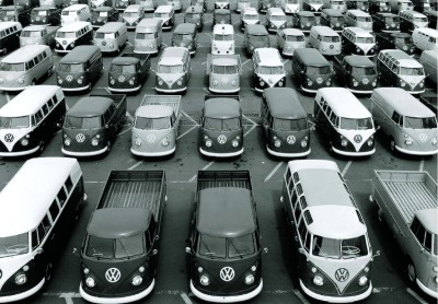 Volkswagen T1 Bully