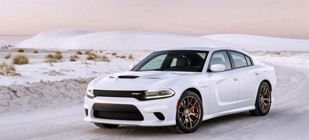 Новый Dodge Charger SRT Hellcat