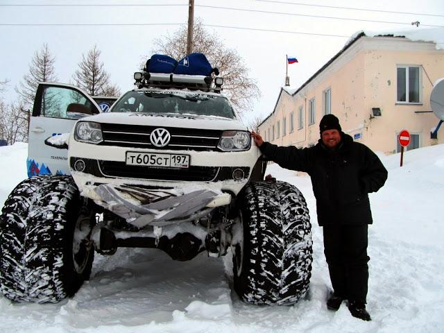 Экспедиция Фольксваген-Амарок