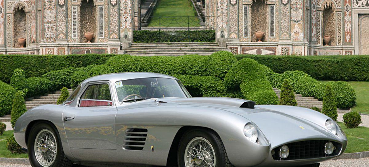 Ferrari 375 MM Scaglietti Coupe стал первым Ferrari, победившим на конкурсе Pebble Beach Concours d'Elegance
