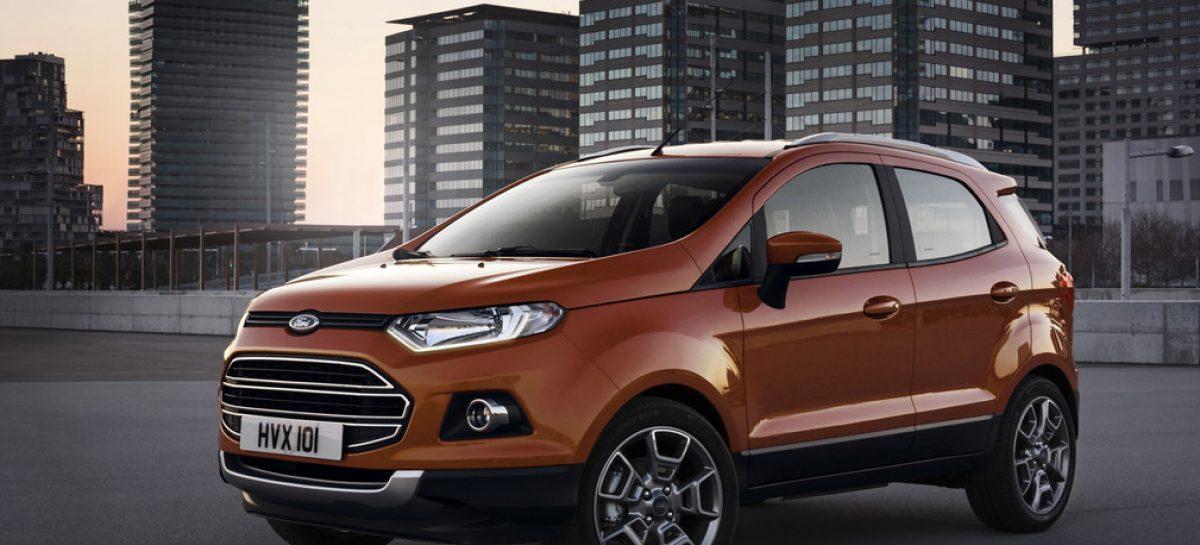 Ford EcoSport: цена высокая. А качество?