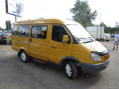Газель микроавтобус Автолайн