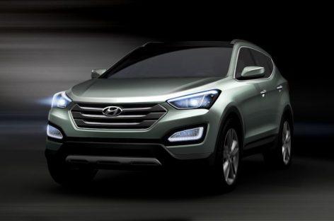 Hyundai может выпустить кроссовер класса люкс