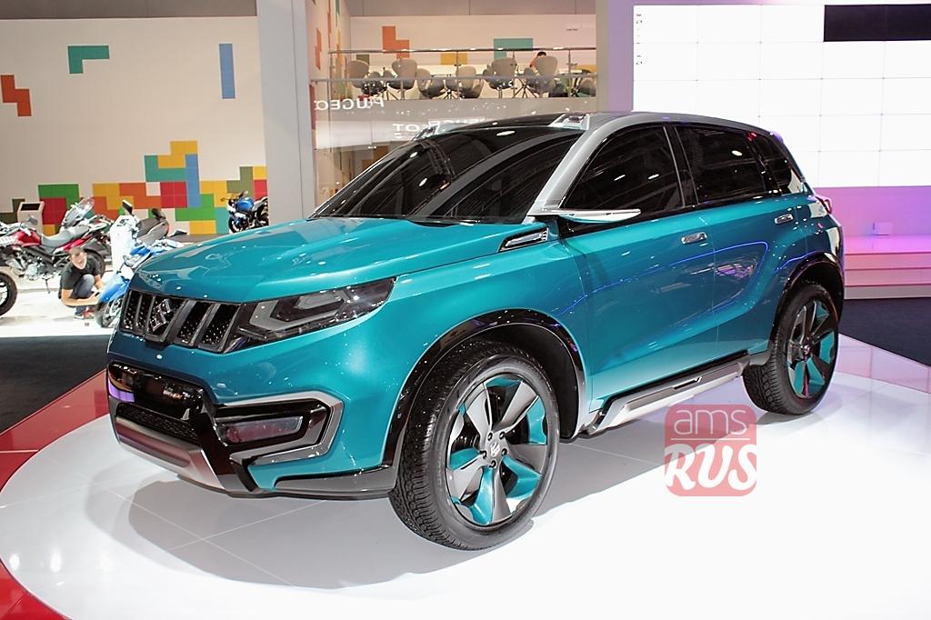 SUV-концепт Suzuki iV-4