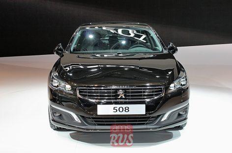 Представлен полностью обновленный Peugeot 508