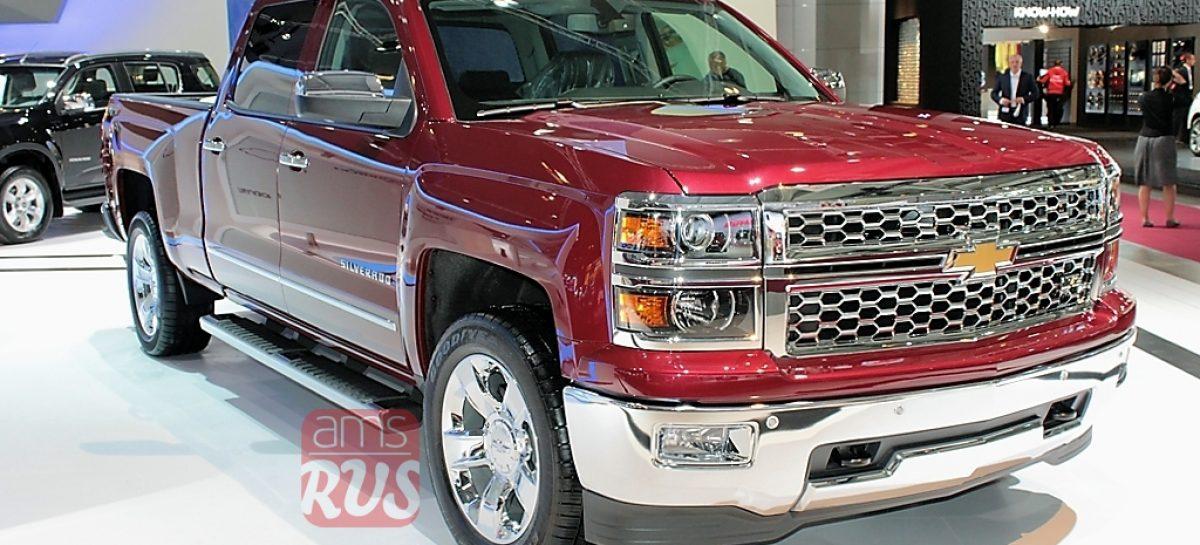 Брезгливо косясь на малолитражки, американцы даже в кризис покупают Chevrolet Silverado