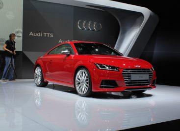 Московский международный автосалон 2014 – новый Audi TT и вариации на тему