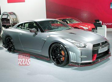Самый быстрый серийный спорткар Nissan GT-R Nismo