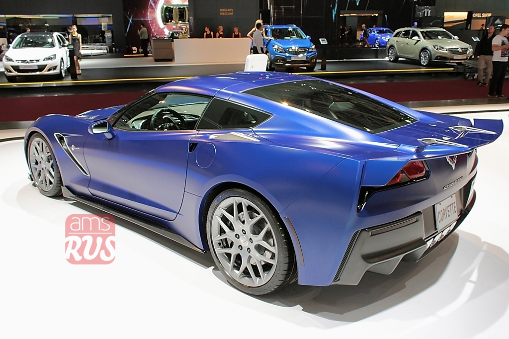 Chevrolet Corvette Stingray Gran Turismo Concept Edition