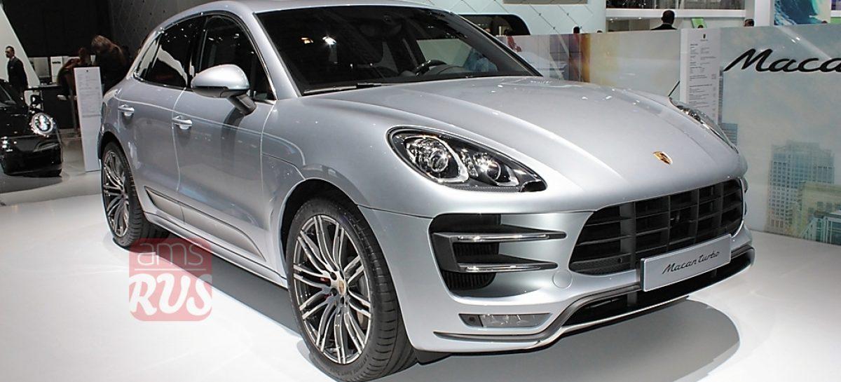 Porsche Macan самобытен и элегантен