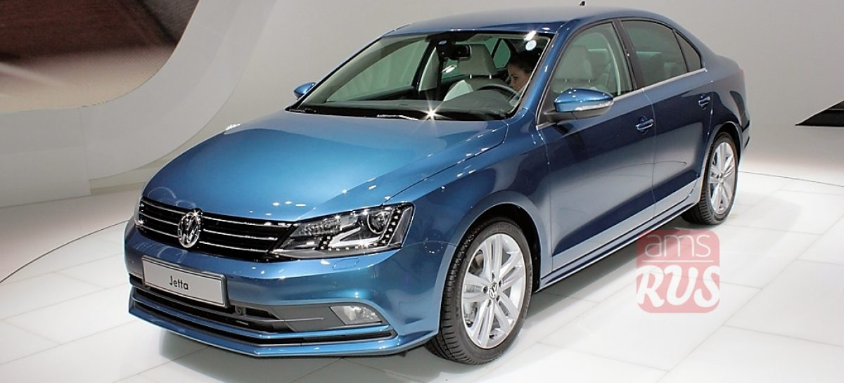 Volkswagen Jetta стал еще больше похож на VW Passat